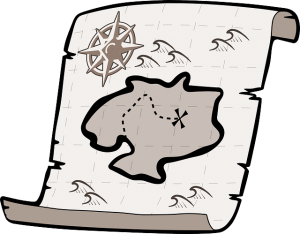 treasure-map-153425_640
